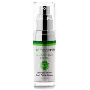 CBD Oil Retinol Collagen IP6 daily Moisturizer